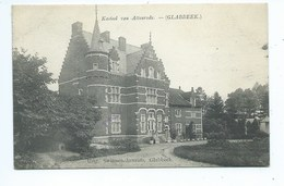 Glabbeek Kasteel Van Attenrode - Glabbeek-Zuurbemde