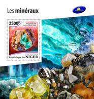 Niger 2018   Minerals     S201812 - Niger (1960-...)