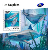 Niger 2018    Dolphins Fauna    S201812 - Niger (1960-...)