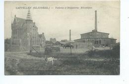 Cappellen (Glabbeek) , Tuileries Et Briqueteries Mécaniques - Glabbeek-Zuurbemde