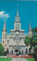 St. Louis Basilica. United States. S-4709 - Churches & Cathedrals