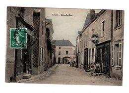 CPA 49 - Candé - Grande Rue - France