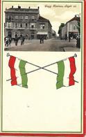 1900/20 - NAGYKANIZSA , Gute Zustand, 2 Scan - Ungarn