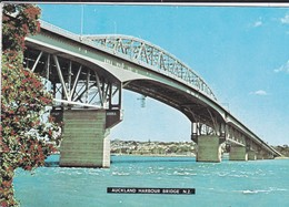 NOUVELLE-ZELANDE---RARE---AUCKLAND--harbour Bridge--voir 2 Scans - Nouvelle-Zélande