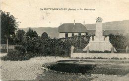 LA MOTTE SERVOLEX - La Motte Servolex