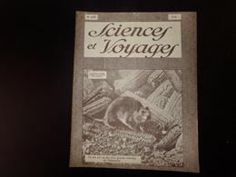 """Revue """" Sciences Et Voyages """" N° 473 Du 20 Septembre 1928 """" Le Rat Est L'un Des Plus Grands Ennemis De L'humanité """" - 1900 - 1949"""