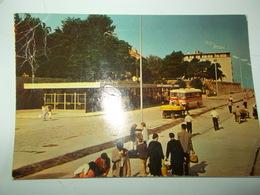 B713  Zadar Iugoslavia Autobusni Viaggiata Presenza Di Pieghe Ad Angoli - Jugoslavia