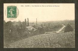 CP-AUZON-HAUTE-LOIRE - Vue Générale Du Pont Et De L'Usine De Misjichel - France