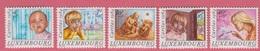 1984 ** (sans Charn., MNH, Postfrisch)  Yv  1062/6Mi  1112/6 - Luxembourg