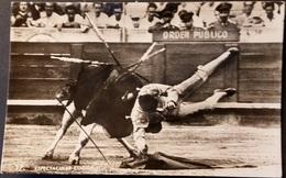 Ak Spanien - Stierkampf - Stierkampf