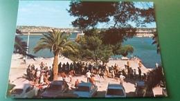 CPSM PETANQUE PARTIE JEU DE BOULES SUR LE PORT DE BANDOL AUTO VOITURE ED Y P A 1980 - Pétanque