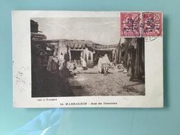 MARRAKECH - Souk Des Teinturiers - Marrakech