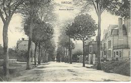 VIRTON : Avenue Bouvier - Cachet De La Poste 1912 - Virton