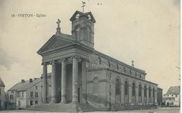 18 - VIRTON : Eglise - Virton