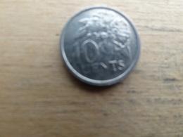 Trinite & Tobago  10  Cents  1999 Km 31 - Trinité & Tobago