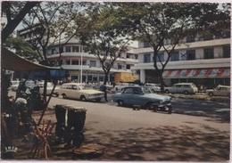 CPM - ABIDJAN - QUARTIER Du PLATEAU (voitures) - Photo Hoa-Qui - Côte-d'Ivoire