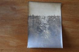 Photo  A Notre Fils ( Identifié) Tombe Provisoire  Secteur D'Arras - 1914-18