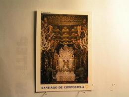 Santiago De Compostela - Cathédrale - Maitre Autel - Santiago De Compostela