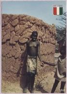 CPM - SOUVENIR Du PAYS LOBI (Jeune Femme Aux Seins Nus) - Photo P.Charenton - Côte-d'Ivoire