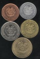 Lot 5 Monnaies Arménie - TTB+ - Armenia