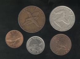 Lot 5 Monnaies Malte / Malta - TTB - Malte