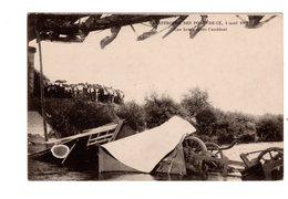 CPA 49 - Catastrophe Des Pont De Cé ( M Et L ) 4 Août 1907 - Une Heure Après L'accident , Autre Vue 2 - Autres Communes