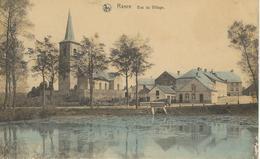 RANCE : Bas Du Village - RARE COLORISEE - Sivry-Rance