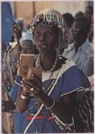 CPM - GAMBIE - JOLA WOMAN - Photo M.Renaudeau - Gambia