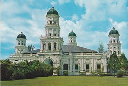 IN JOHOR--the Sultan Mosque--voir 2 Scans - Singapore