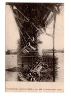 CPA 49 - Catastrophe Des Pont De Cé ( M Et L ) 4 Août 1907 - Autres Communes