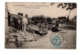 CPA 49 - Catastrophe Des Pont De Cé ( M Et L ) 4 Août 1907 - Les Effets De La Catastrophe - Autres Communes