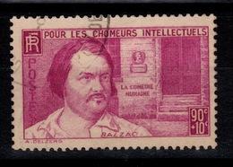 YV 438 Oblitéré Chomeurs Intellectuels - France