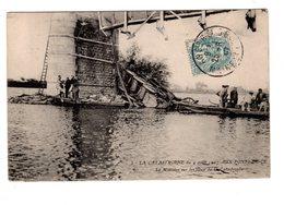 CPA 49 - Catastrophe Des Pont De Cé ( M Et L ) 4 Août 1907 - Le Ministre Sur Les Lieux - Autres Communes