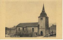 CHENOIS : La Vieille Eglise - Virton