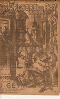 PARTITION N°91 / LES ARCHERS DU ROY : TIR A L ARC / MUSIQUE GEY : PAROLES DE GEORGIUS - Musique & Instruments