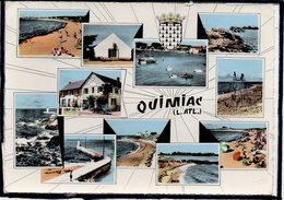 QUIMIAC -  SOUVENIR - HOTEL RESTAURANT - LES PLAGES - France