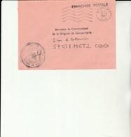 L 3 - Enveloppe  Gendarmerie De L'Air De DOULENS - Cachets Militaires A Partir De 1900 (hors Guerres)