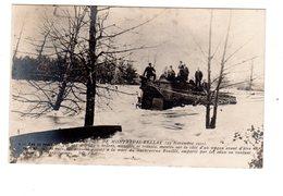 CPA 49 - Catastrophe De Montreuil Bellay 1911 - Les 10 Rescapés - Montreuil Bellay