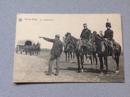 Armée Belge Le Renseignement - Guerre 1914-18