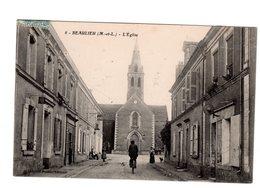 CPA 49 - Beaulieu ( M Et L ) - L'église - Autres Communes