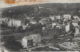 LAMALOU LES BAINS : Vue Générale (1925) - Lamalou Les Bains