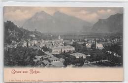 Gruss Aus Ragaz - SG St. Gallen