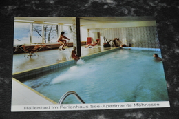 4806    HALLENBAD,  MÖHNESEE - Allemagne