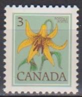 CANADA - Timbre N°627 Neuf - 1952-.... Règne D'Elizabeth II