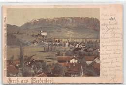 Gruss Aus Werdenberg - SG St. Gallen