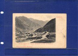 ##(ROYBOX1)- Postcards - Russia -  Caucasus  - Used 1904 - Rusia