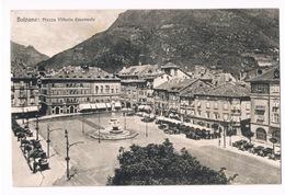 Cartolina - Postcard / Non Viaggiata - Unsent / Bolzano –  Piazza Vittorio Emanuele - Bolzano (Bozen)