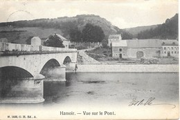 Hamoir NA8: Vue Sur Le Pont 1906 - Hamoir