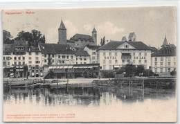 Rapperswil Hafen - Hotel Du Lac Un Schloss - SG St. Gallen