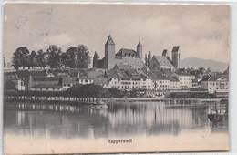 Rapperswil - SG St. Gallen